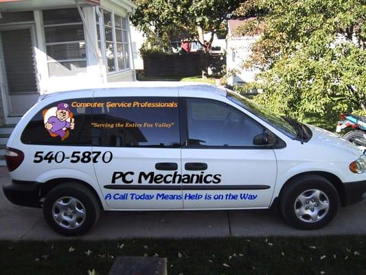 Pc Mechanics LLC