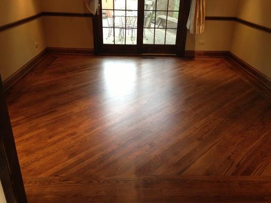 I C Custom Hardwood Flooring
