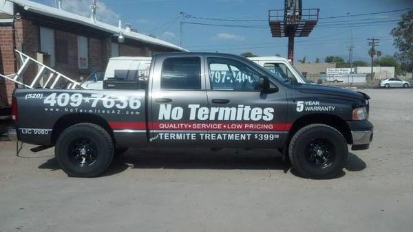 No Termites, LLC.