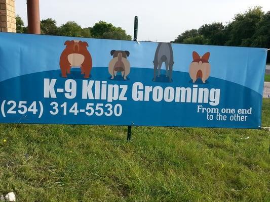 K-9 Klipz Grooming