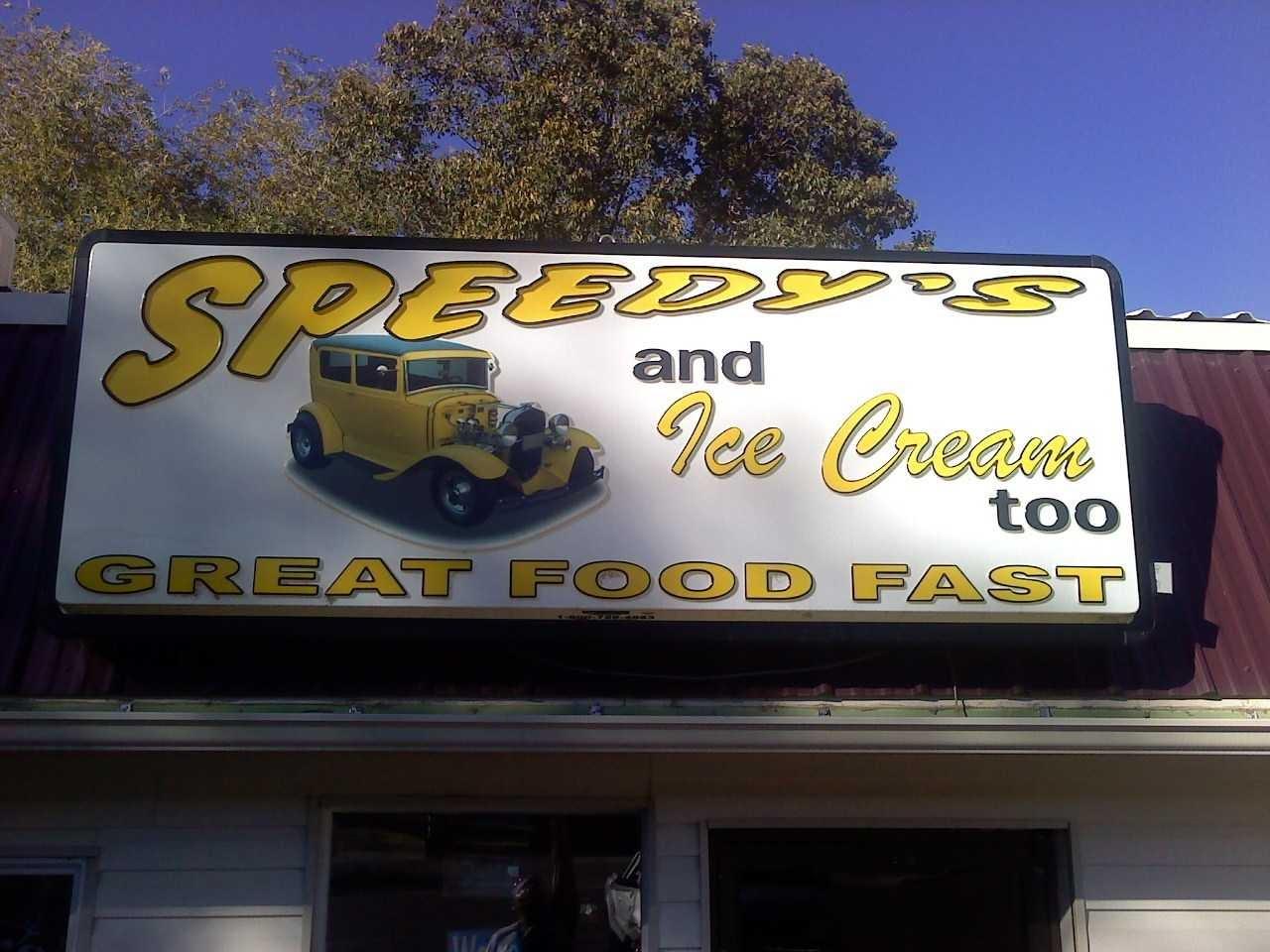 Speedy's Great Food Fast