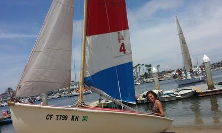 GW 4 Sailing