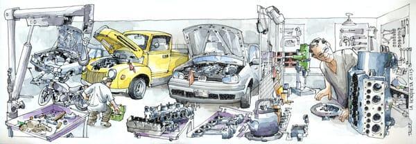 AKM Custom mobile Auto repair