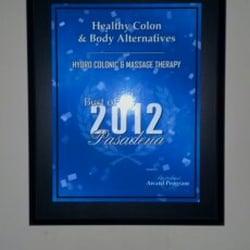 Healthy Colon And Body Alternatives