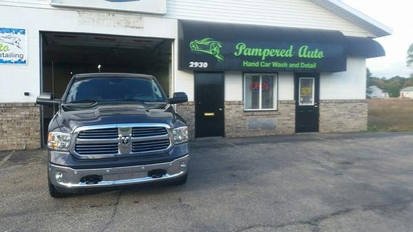 Pampered Auto Hand Car Wash & Detail Shop
