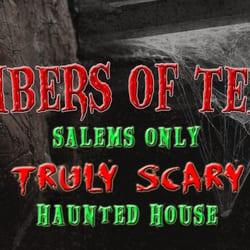 Chambers of Terror!