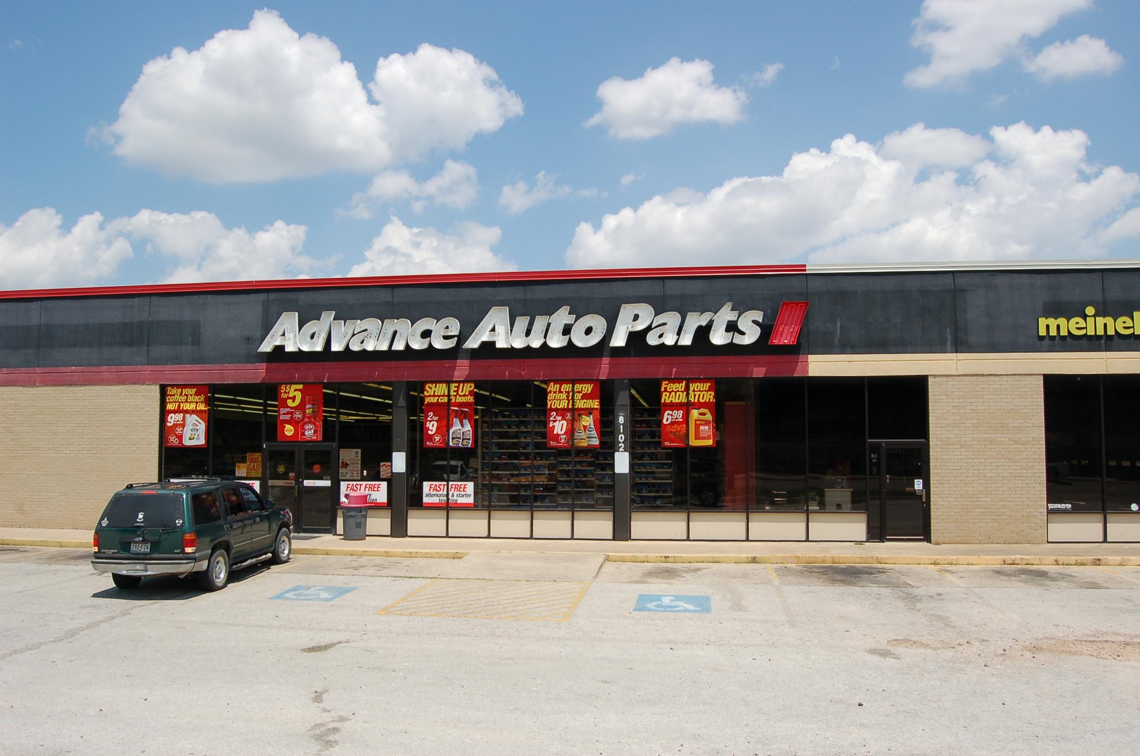 Advance Auto Parts Victoria