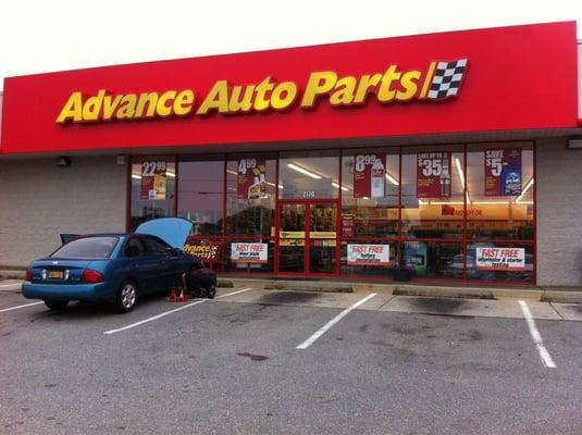 Advance Auto Parts Christiansburg