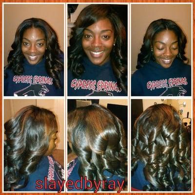 Slayed By Ray
