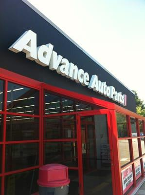 Advance Auto Parts Brunswick