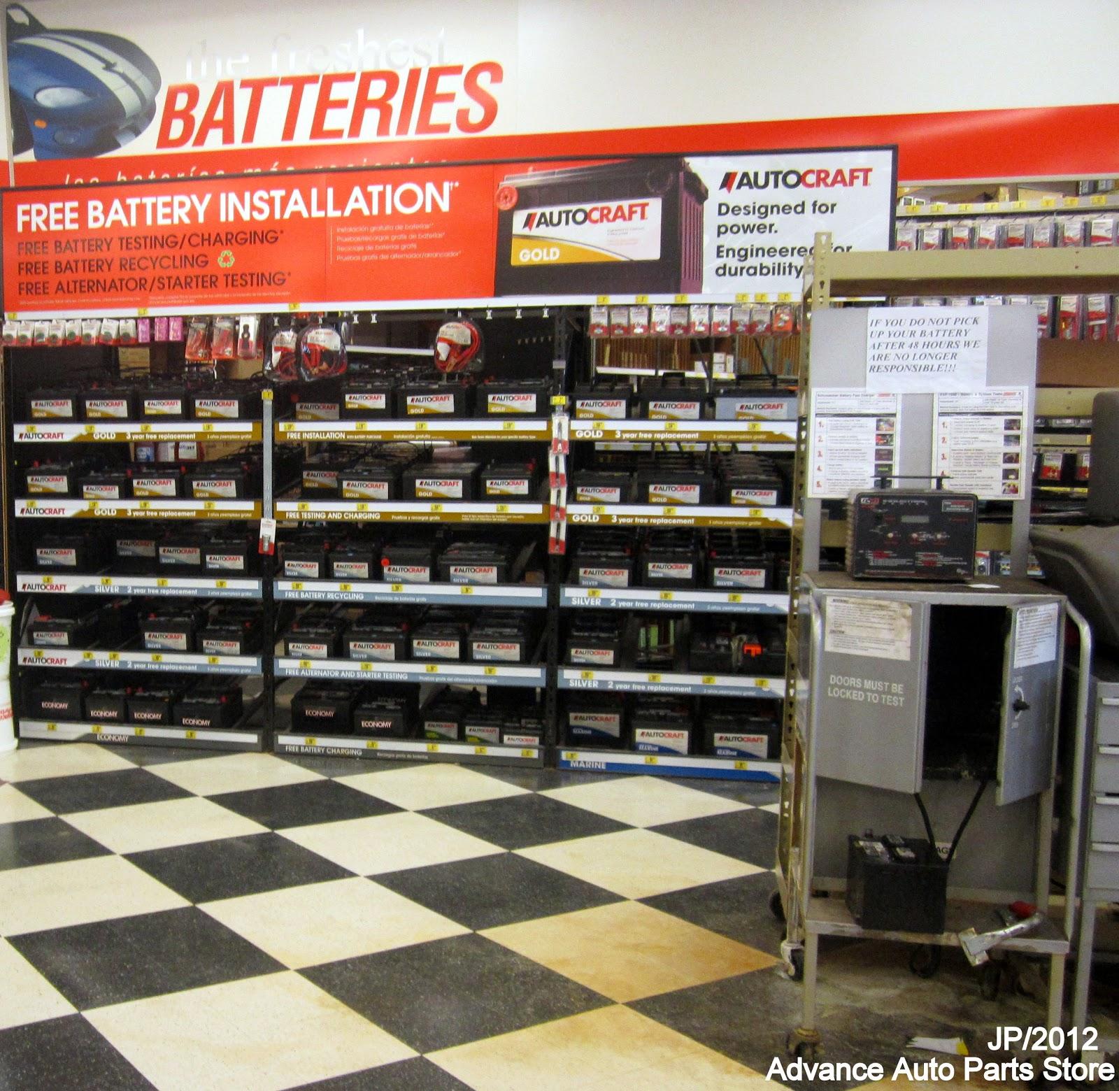Advance Auto Parts Moultrie