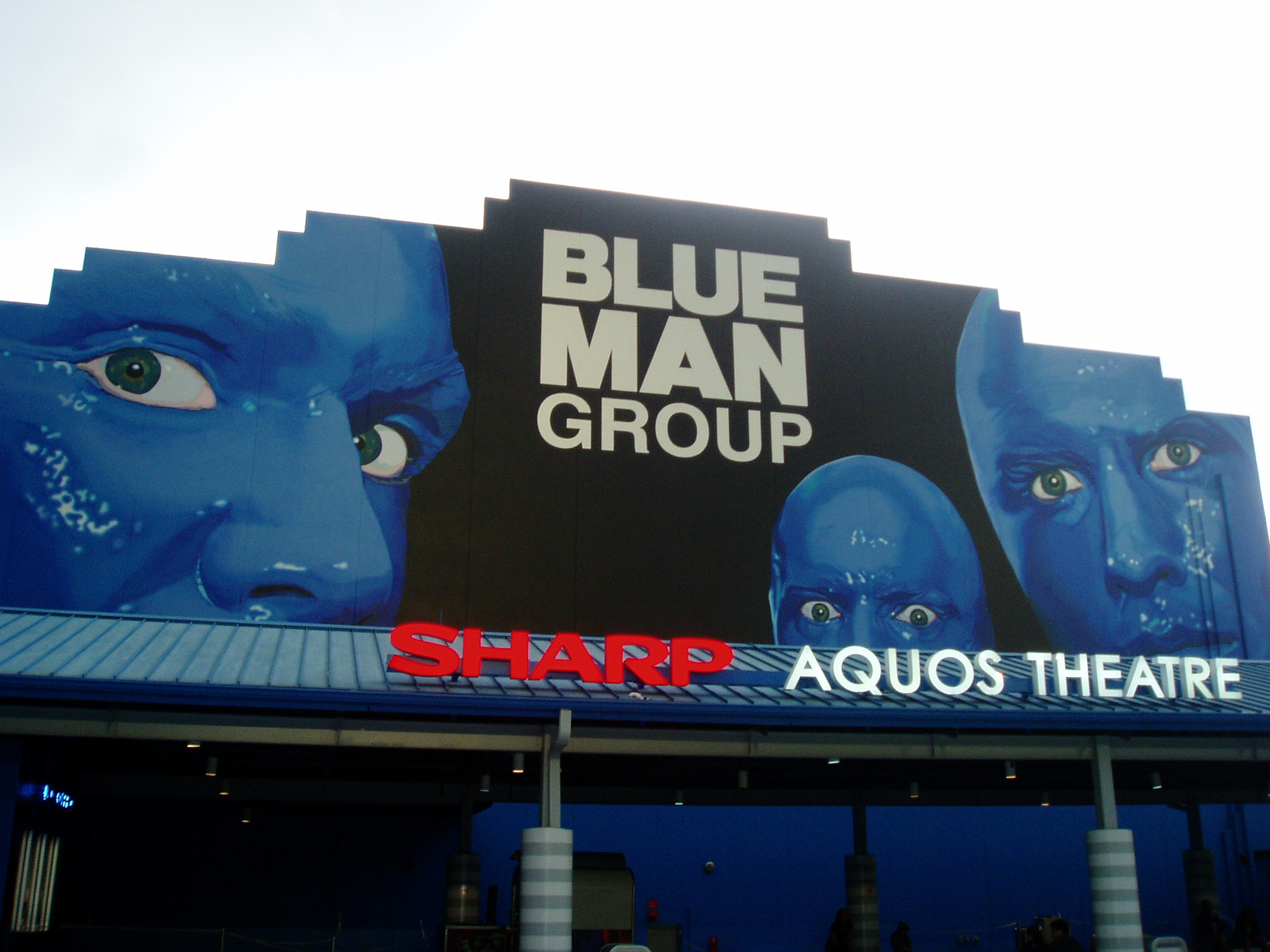 Blue Man Group Theatre at Universal CityWalk