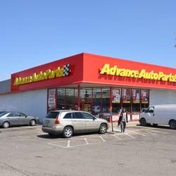 Advance Auto Parts Cincinnati
