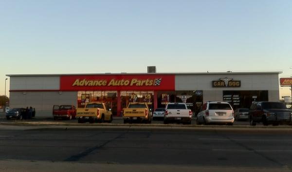 Advance Auto Parts Lawton