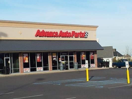 Advance Auto Parts Fishersville