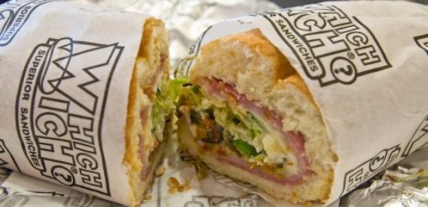 Which Wich Sandwich