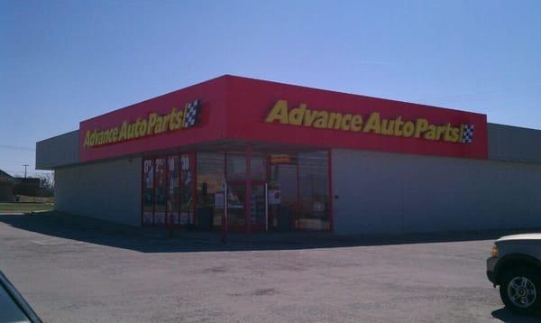 Advance Auto Parts Winchester