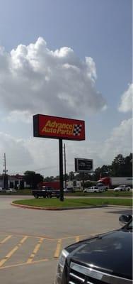 Advance Auto Parts Humble