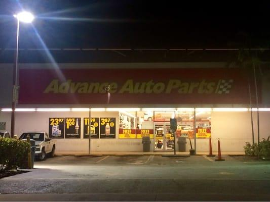 Advance Auto Parts West Miami