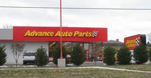 Advance Auto Parts Stephens City
