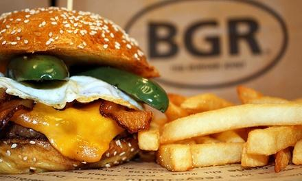 BGR The Burger Joint Columbia and Annapolis