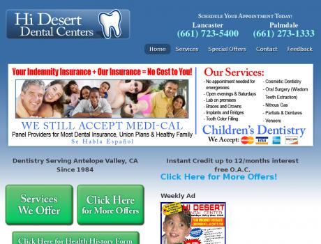 Hi-Desert Dental Center