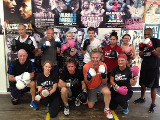 Prime Time Boxing Club