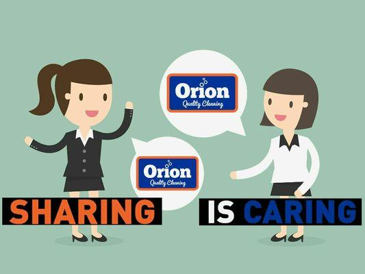 Orion Quality Cleaning