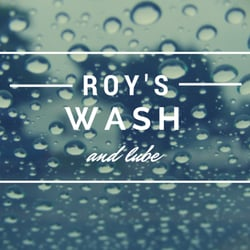 Roy's Car Wash