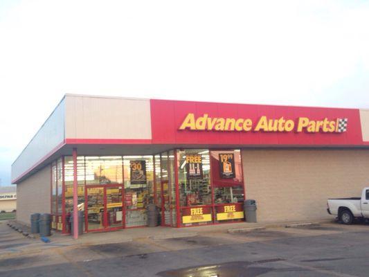 Advance Auto Parts Cleveland
