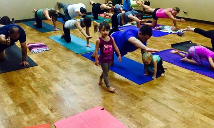 Yoga Bliss Family Studio