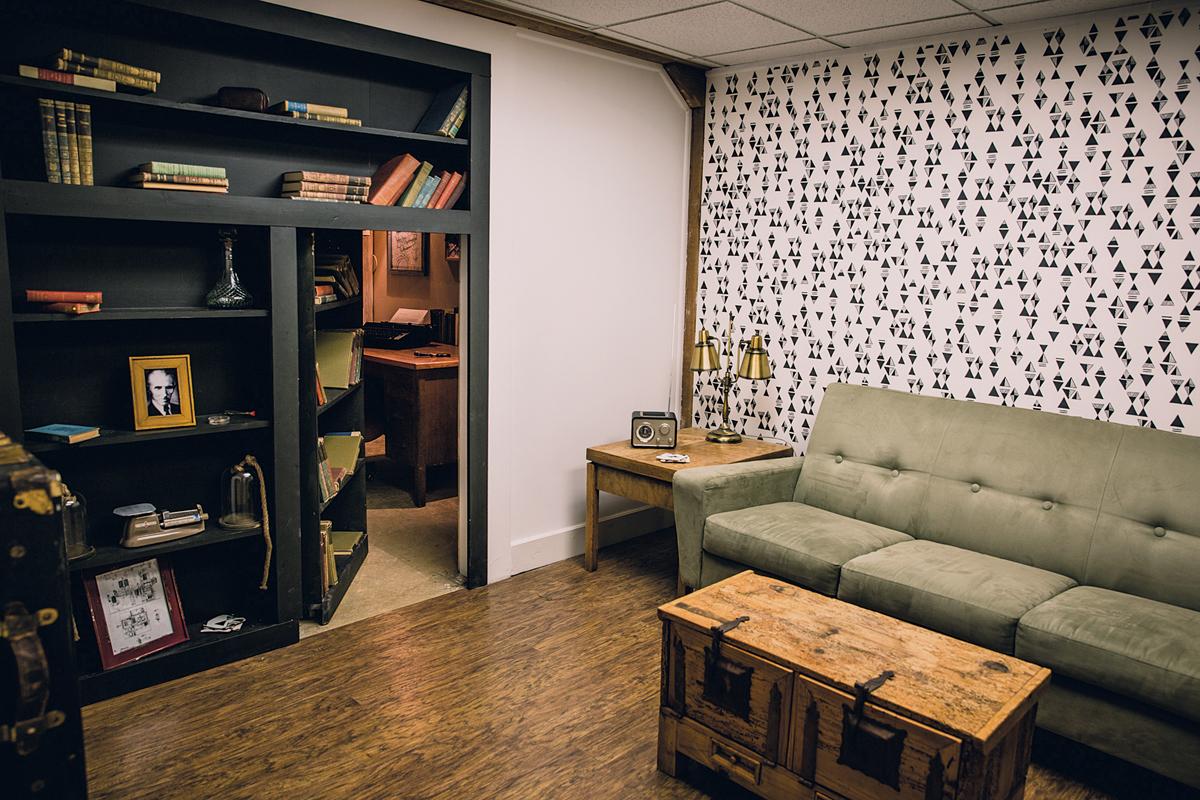 Boulder Escape Room