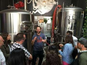 SF on Tap Tours