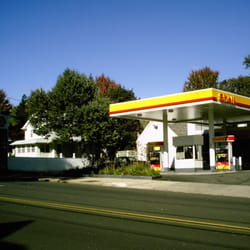 Teaneck Shell