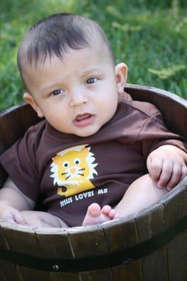 Heaven Sent Infant Wear