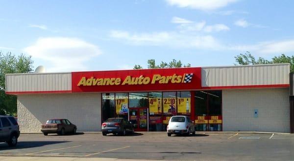 Advance Auto Parts Mitchell