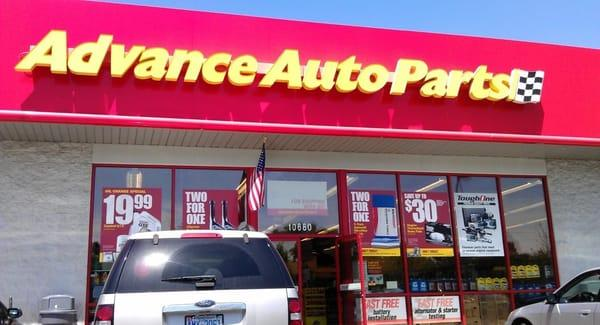 Advance Auto Parts Charlotte