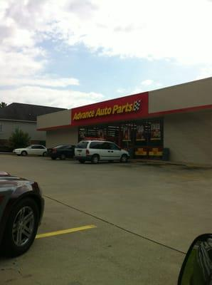 Advance Auto Parts Anniston