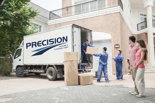 Precision Moving & Storage Corporation