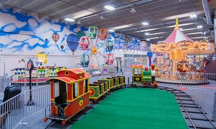 Lollipop Park Children's Indoor Amusement Park