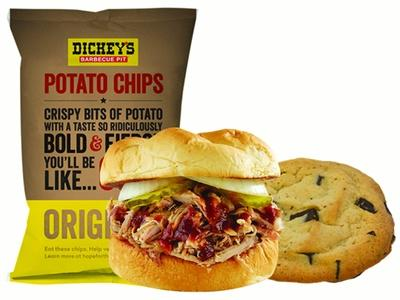 DICKEY'S BARBECUE PIT EAST