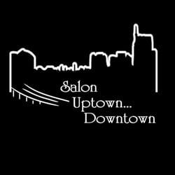 SALON UPTOWN...DOWNTOWN