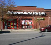 Advance Auto Parts - 8876