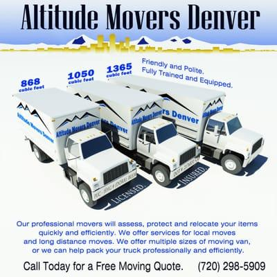 Altitude Movers
