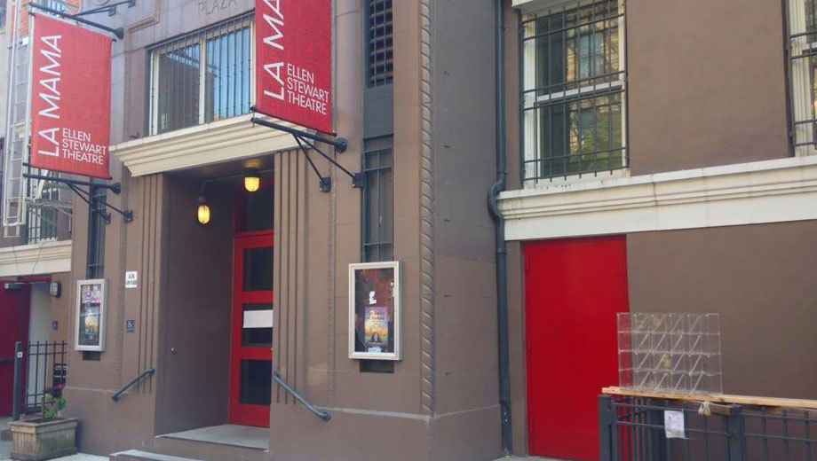 Ellen Stewart Theatre at La MaMa