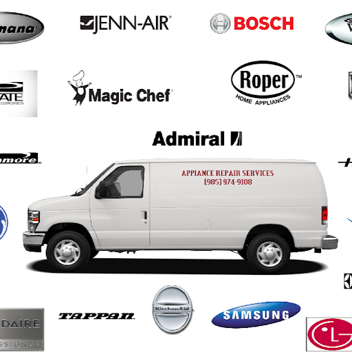 Appliance Repair Services & Parts