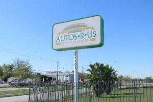 Autos R Us collision