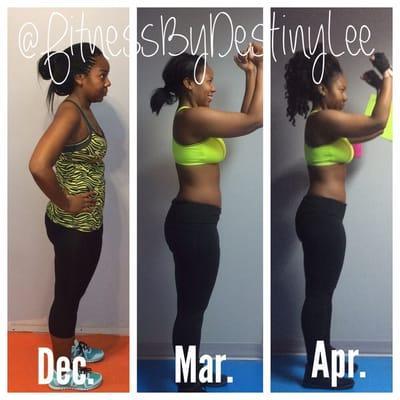 Fitness By Destiny LLC