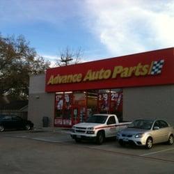 Advance Auto Parts Houston