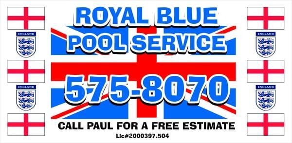 Royal Blue Pool Service